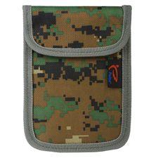 Rušící obal 16 x 11,70 cm, maskáč