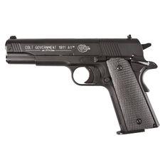 Vzduchová pistole Colt Government 1911 černá, kal. 4,5mm