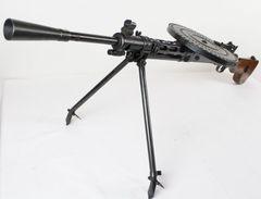 Znehodnocený kulomet  DP-28 kal. 7,62x54 R