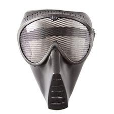 Airsoft maska medium černá