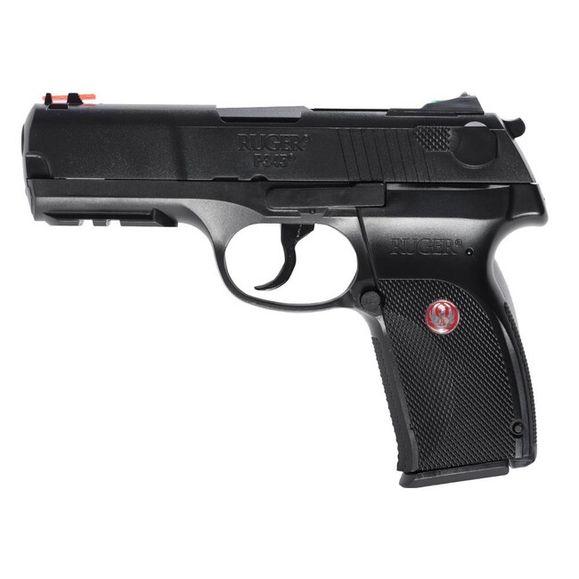 Airsoft pistole CO2 Ruger P345 černá