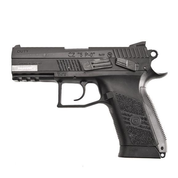 Vzduchová pistole CZ 75 P07 Duty Blowback CO2, kal. 4,5 mm