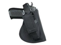 Boční pouzdro na zbraň se zásobníkem,  Glock 17, pravé
