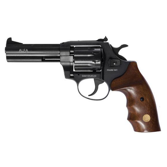 Flobertka Alfa 441 černá, dřevo, kal 4mm Randz Long