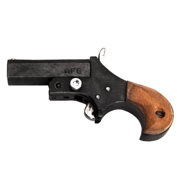 """Flobertka Derringer ELF 2"""", kal. .22, černý"""