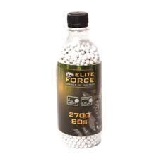 Kuličky BB 6 mm Elite Force 0,25 g 2700 ks, bíle