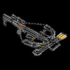 Kuše kladková Accelerator 370 + černá 185 LB