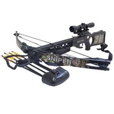 Kuše Xbow kladková Sniper 150 lbs