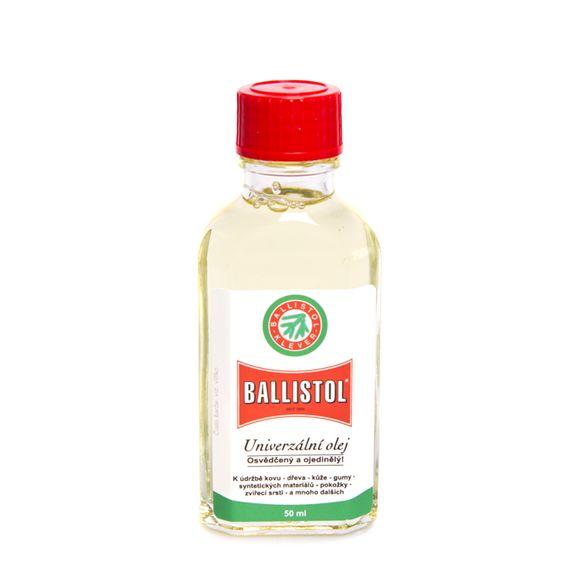 Olej na zbraně Ballistol 50 ml