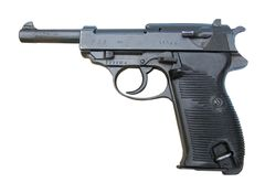 Pistole Walther P38, kal. 9 Luger