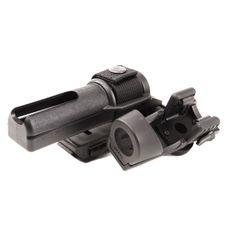 Plastové pouzdro pro obušek a svítilnu dvojité, rotačné BH-LHU-15