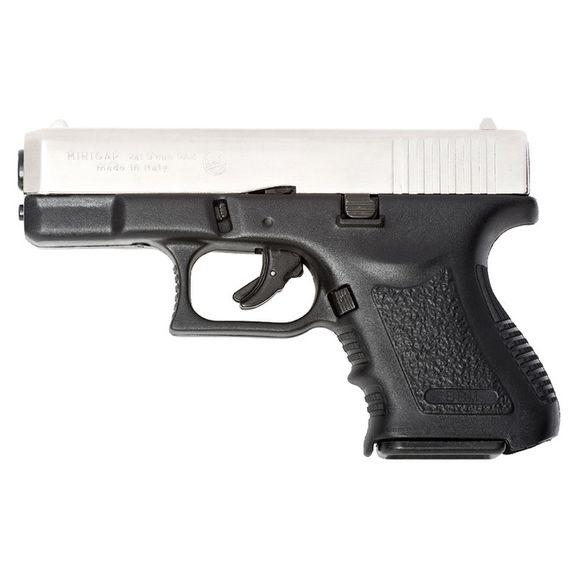 Plynová pistole Bruni MiniGAP bicolor kal. 9 mm