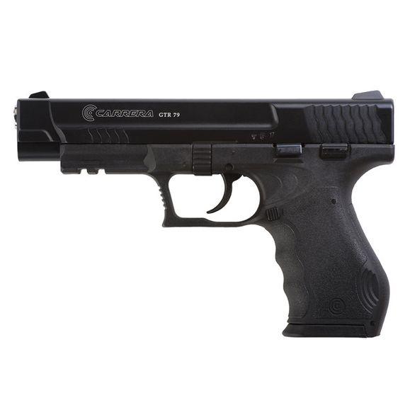 Plynová pistole Carrera GTR 79, kal. 9 mm zelená