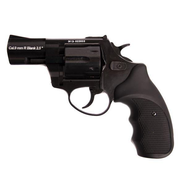 """Plynový revolver Atak Zoraki R1 2,5"""" černý, kal.9mm"""