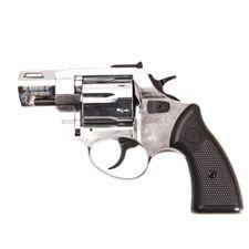 """Plynový revolver Atak Zoraki R2 2"""", chróm, kal. 9 mm"""