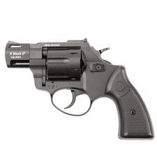 """Plynový revolver Atak Zoraki R2 2"""", černý, kal. 9 mm"""