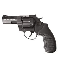"""Plynový revolver Atak Zoraki R2 3"""", černý, kal. 9 mm"""