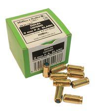 Poplašné náboje pistole Sellier & Bellot 9 mm, 50 ks