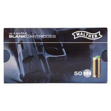 Poplašné náboje pistole Umarex 9 mm, 50 ks