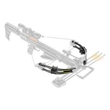 Ramena Ek Archery pro kušu Accelerator 370 černé 185 Lbs