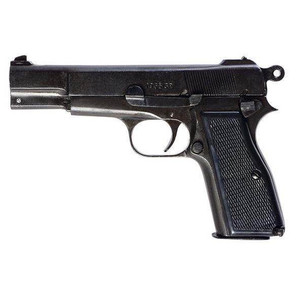 Replika pistole Belgie 1935, 2. světová válka