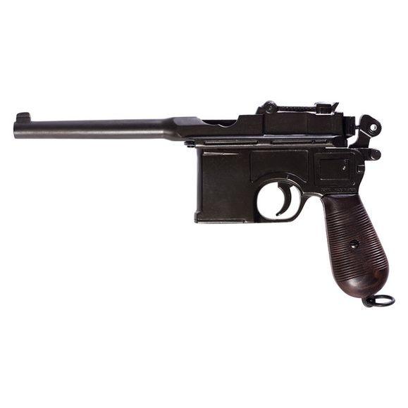 Replika pistole Mauser C-96 Nemecko 1898