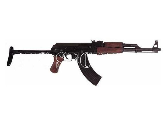 Replika puška AK-47 sklápěcí pažba