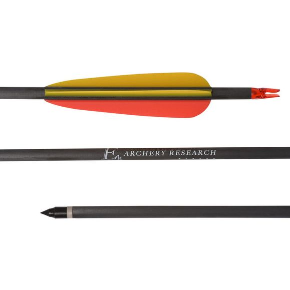 """Šíp carbonový, lovecký 30"""" 7,8 mm Ek Archery 1 ks"""
