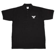 Tričko Heavy AFG orlice polokošile, barva černá