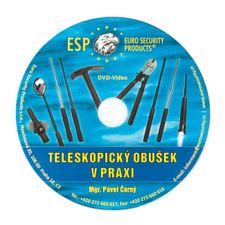 Výcvikové DVD pro teleskopický obušek v praxi