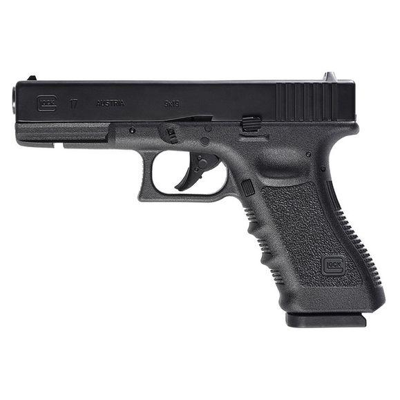 Vzduchová pistole Glock 17 BlowBack CO2 kal. 4,5 mm