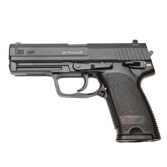 Vzduchová pistole Heckler&Koch USP CO2, kal. 4,5 mm