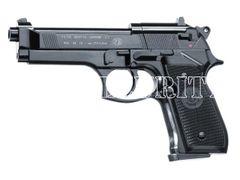 Vzduchová pistole Umarex Beretta M92 FS černá kal. 4,5 mm