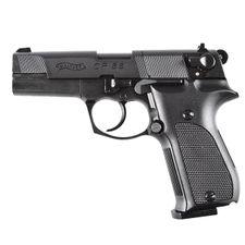 Vzduchová pistole Umarex Walther CP88 černá, kal. 4,5 mm