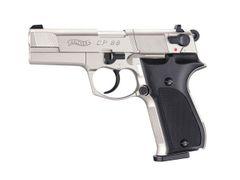 Vzduchová pistole Umarex Walther CP88 nikl, kal. 4,5 mm