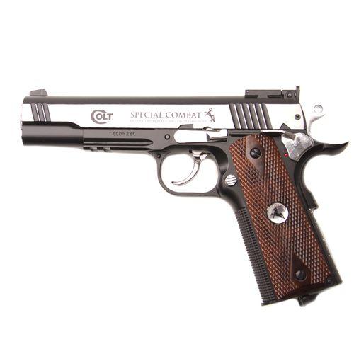 Vzduchová pistole Colt Special Combat Classic